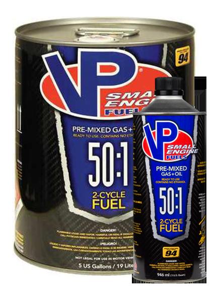 2 CYCLE 50:1 SEF VP Fuel