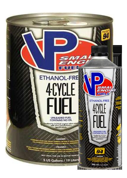 4 CYCLE SEF VP Fuel
