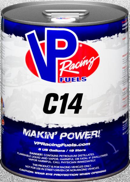 C14 VP Fuel