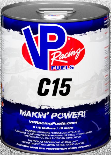 C15 VP Fuel