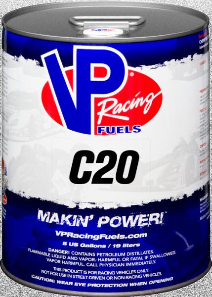 C20 VP Fuel