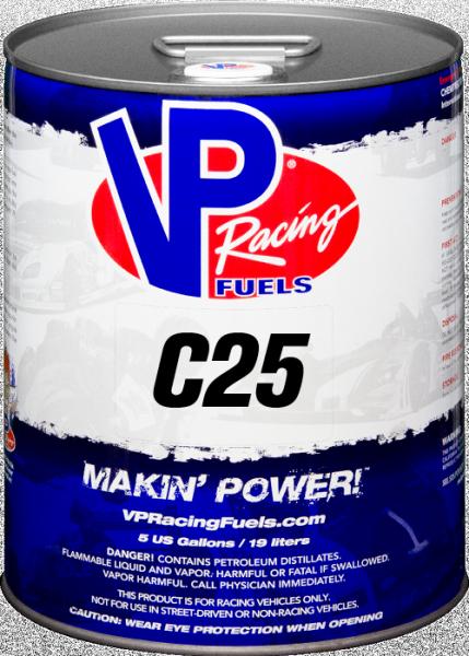 C25 VP Fuel