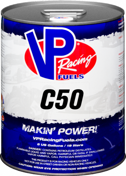 C50 VP Fuel
