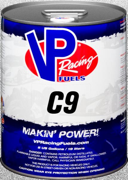 C9 VP Fuel