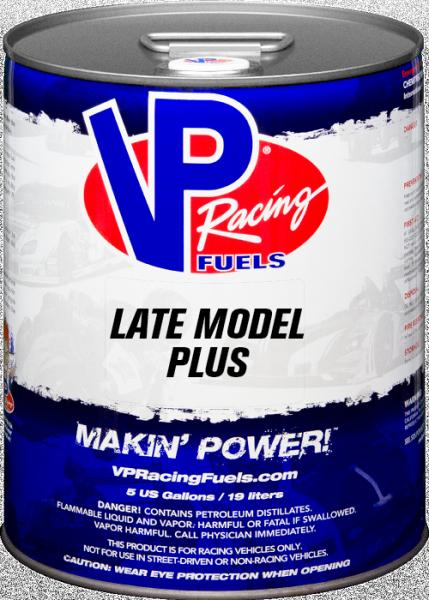Late Model Plus VP Fuel