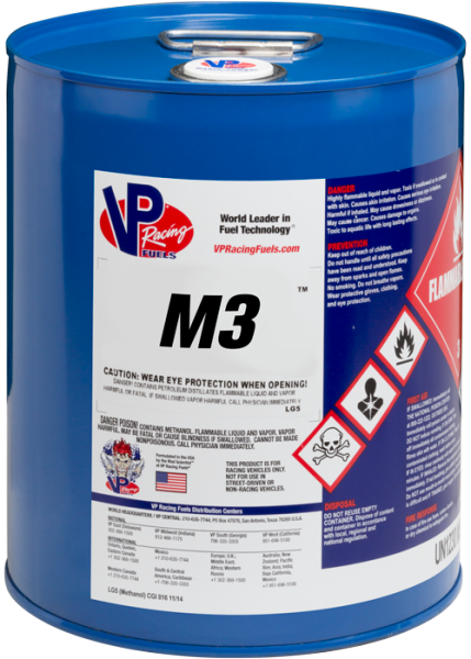 M3 Methanol VP Fuel