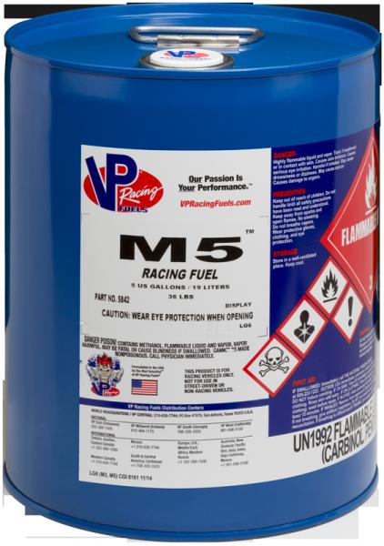 M5 Methanol VP Fuel