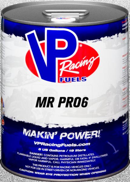 MR PRO6 VP Fuel