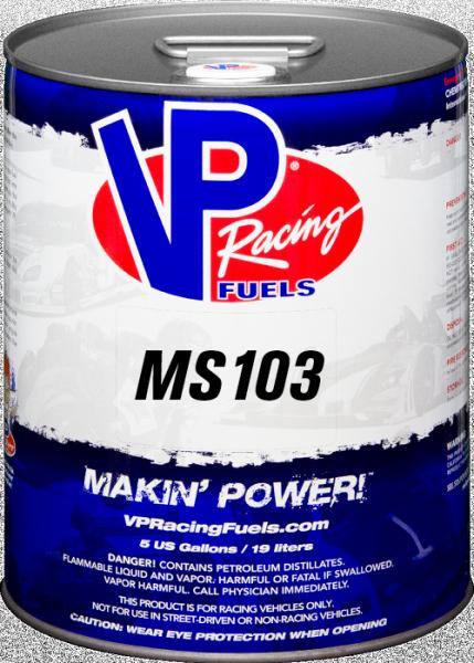 MS103 VP Fuel