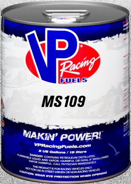 MS109 VP Fuel
