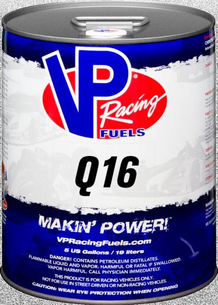 Q16 VP Fuel