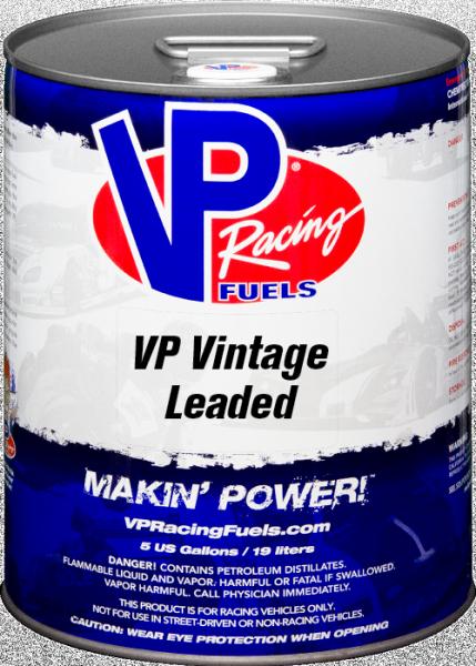 Vintage Leaded VP Fuel
