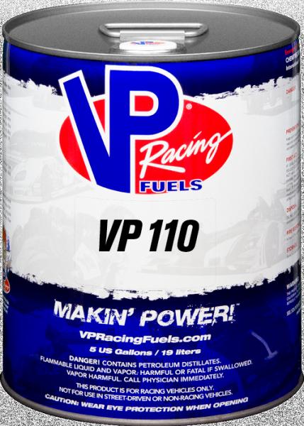 VP110 VP Fuel